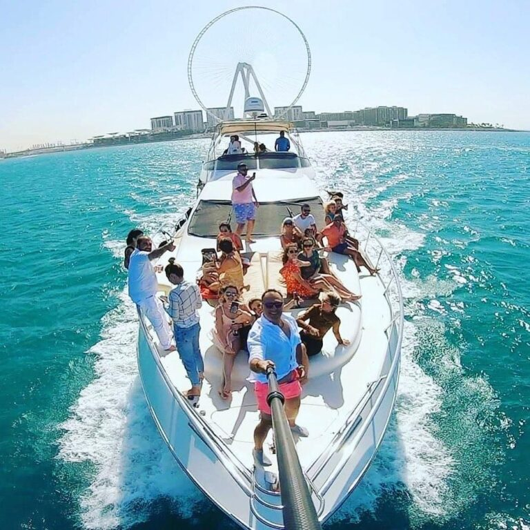 Dubai Yacht Life - Dubai Marina Yacht Club Dubai, UAE